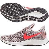 Nike Zoom Pegasus 31 - Zapatillas de running Niñas, multicolor - Mehrfarbig (Pro Platinium/Metallic Silver-Blue Lagoon-Volt), 37,5 EU: Amazon.es: Zapatos y complementos