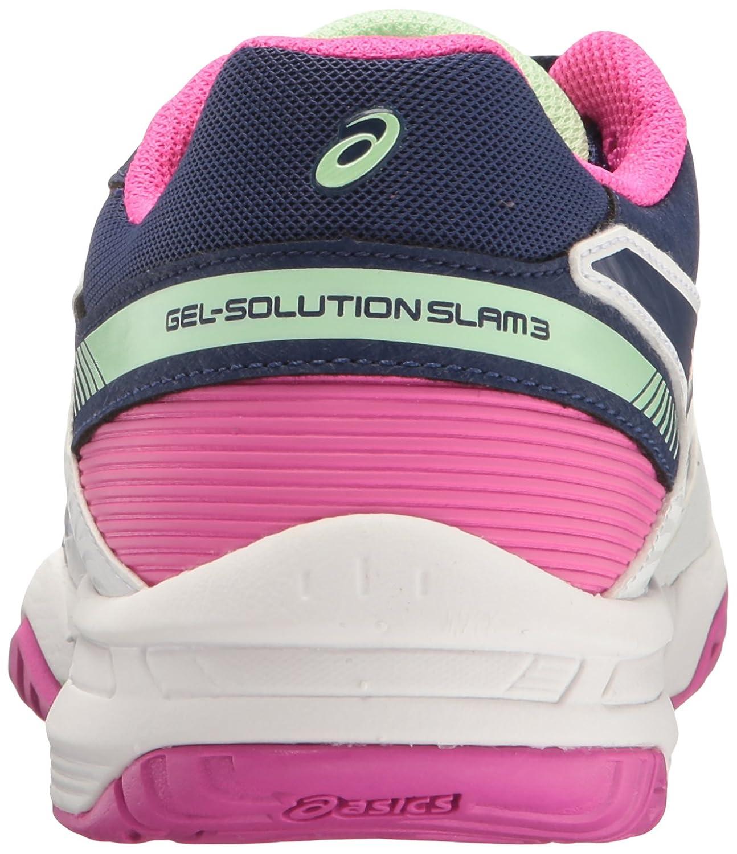 Gel Asics Résolution 3 Chaussures De Tennis jK1JtB