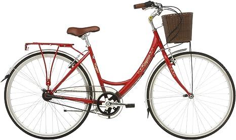 Kingston - Bicicleta para Mujer, tamaño 16