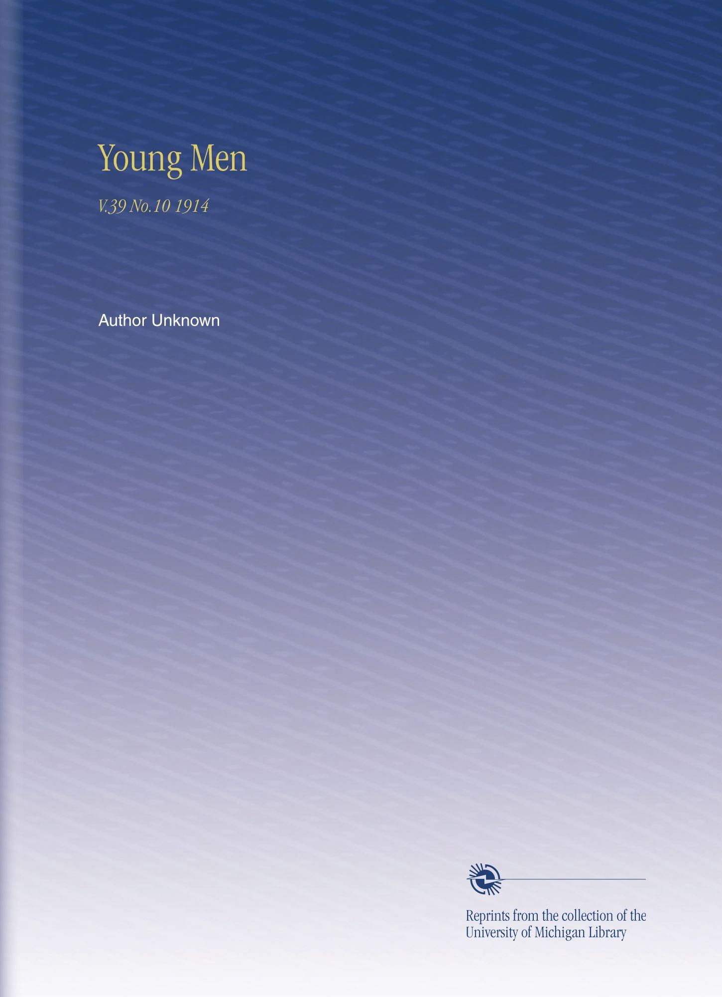Download Young Men: V.39 No.10 1914 pdf