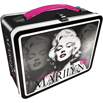 Aquarius Marilyn B&W Large Gen 2 Tin Storage Fun Box: Toys & Games