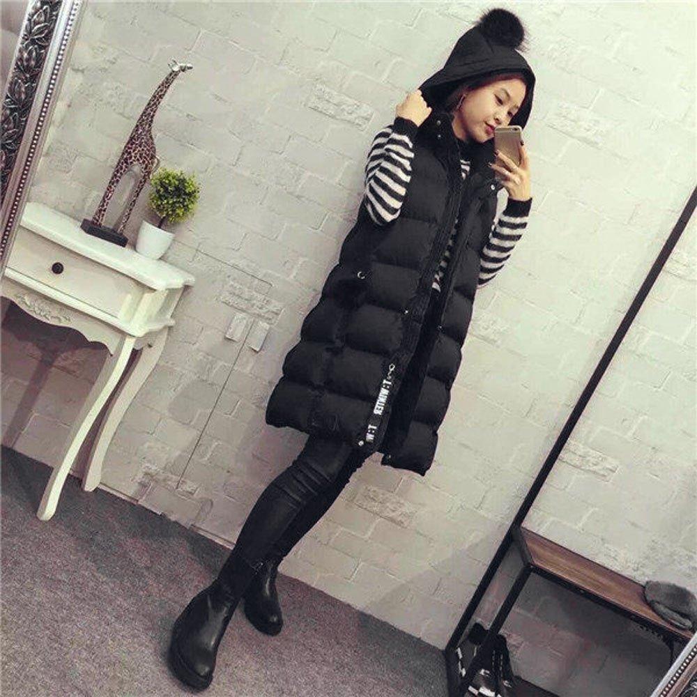 Amazon.com: OVERMAL Coats Clearance 2018 Womens Plus Size Hoodie Waistcoat Vest Gilet Jacket Coat Parka Outwear: Clothing