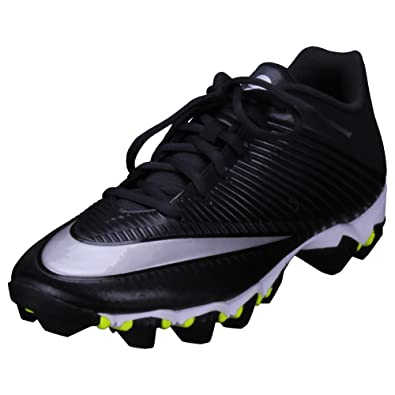 8f6046455fd41 Amazon.com | Nike Mens Vapor Shark 2 Football Cleat Black/Anthracite ...
