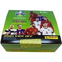 Panini 2021 Kick Off - Euro 2020 - Adrenalyn XL - Display met 24 boosters, elk 8 kaarten = 192 kaarten.