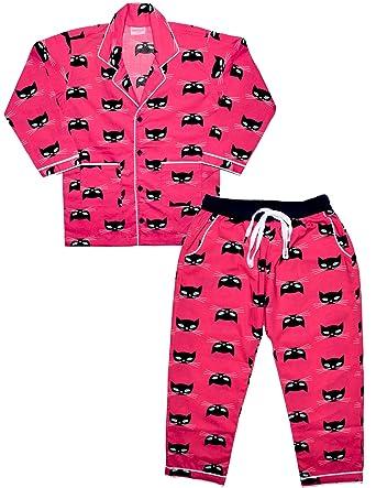 ShopMozo Pure Cotton Printed Night Suit for Girls Shirt and Pyjama Combo  Set (SM- b0a4f645f