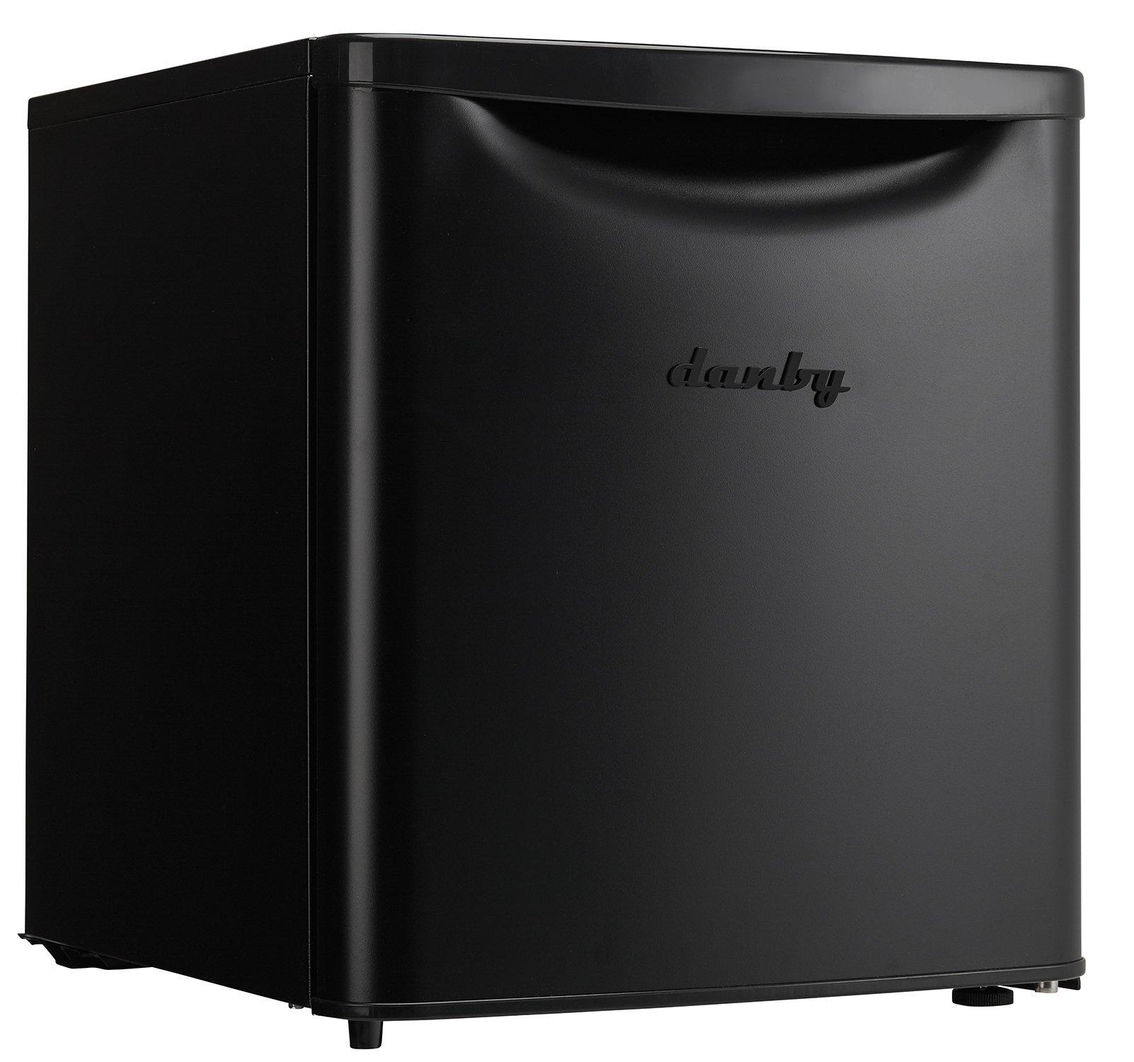 Danby DAR017A3BDB Contemporary Classic Compact All Refrigerator, Black by Danby