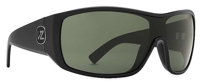 7493e5749151 Amazon.com: VonZipper Mens Berzerker Sunglasses Black/Vintage Grey ...