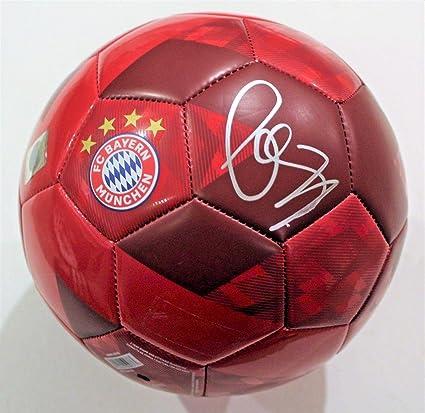 Bastian Schweinsteiger Signed Bayern Munich Soccer Ball w