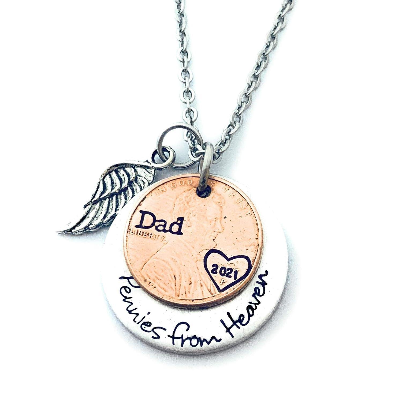 necklaces Angel Penny earrings bracelets Memorial Angel Penny