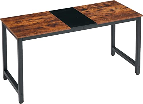 YMYNY 55 Inch Computer Desk Home Office Study Writing Desk Review