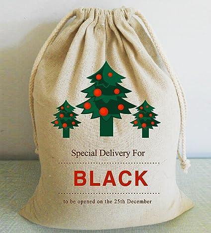 Sacos de Navidad personaliseitonline - árbol de Navidad Papá ...