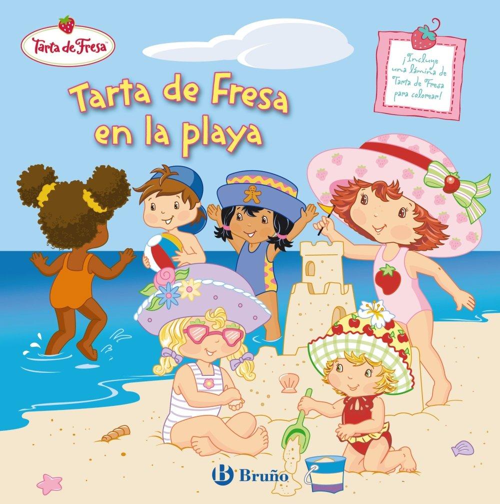 Tarta de Fresa en la playa Castellano - Bruño - Tarta De Fresa ...