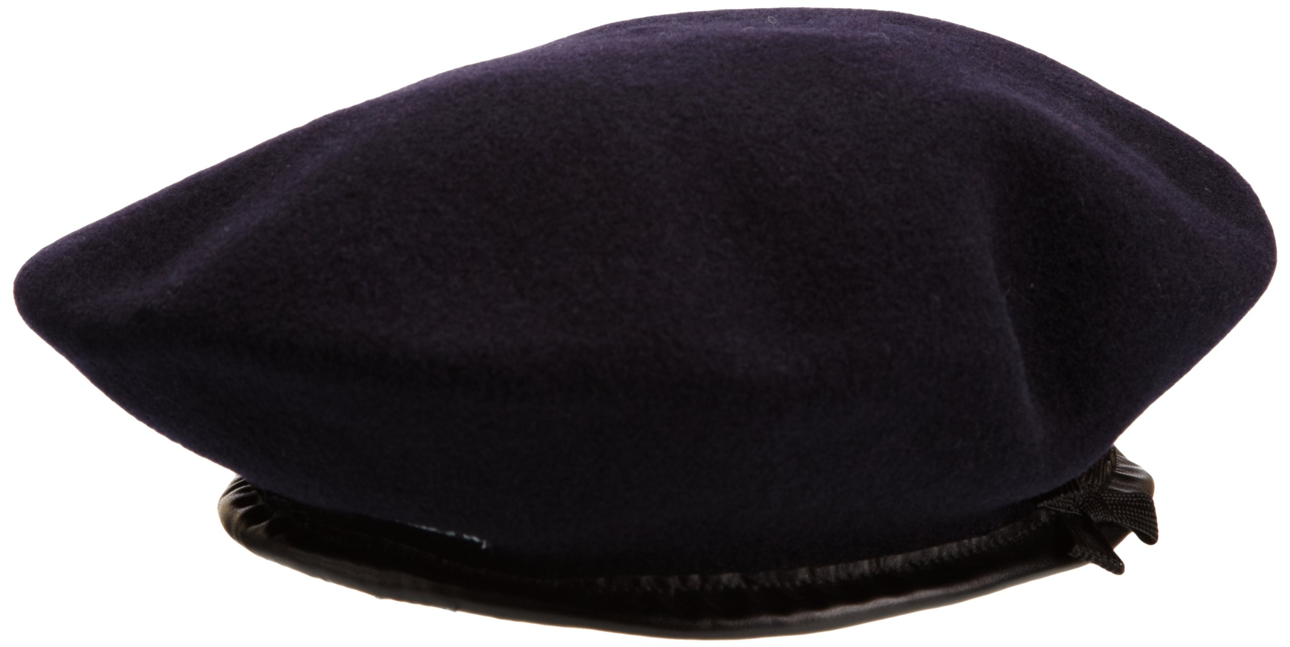Kangol Classic Monty Beret, The Original Beret, Dark Blue (Medium)