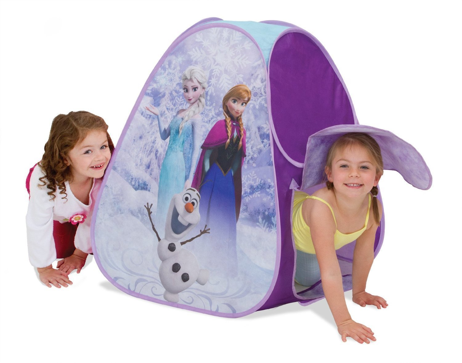Amazon.com Disney FROZEN C& u0027N Play Tent (Play Structure) Toys u0026 Games  sc 1 st  Amazon.com & Amazon.com: Disney FROZEN Camp u0027N Play Tent (Play Structure): Toys ...