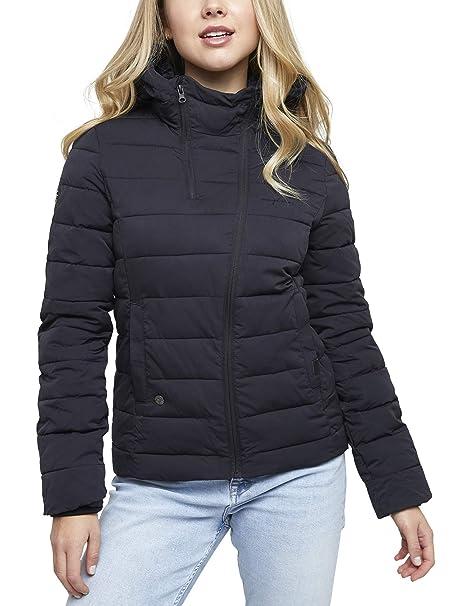 MAZINE Mujer Chaqueta de Plumas Jacket Rocklyn Ropa de Invierno XS, S, M, L, XL: Amazon.es: Ropa y accesorios