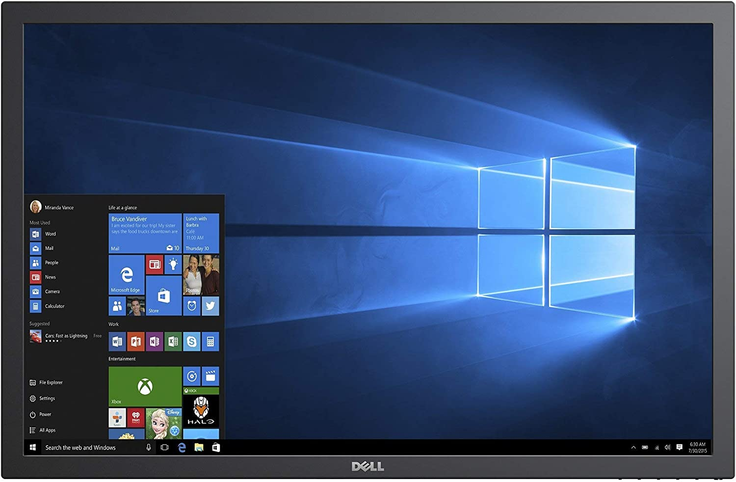 Dell UP3017 73GTT 30-Inch Screen Led-Lit Monitor (Certified Refurbished)