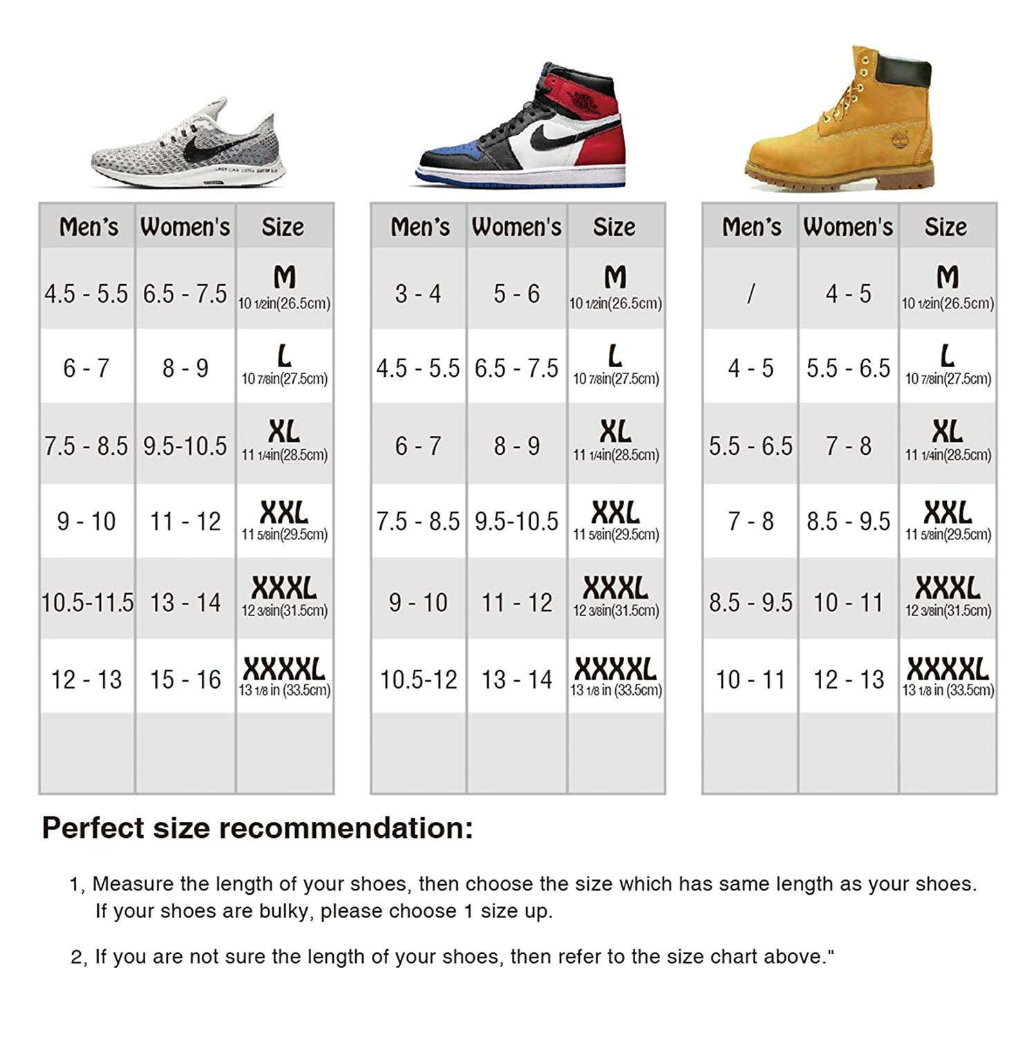 3712f0738dce2 Amazon.com  ARUNNERS Rain Shoes Boots Covers Overshoes Galoshes Travel for  Men Women Kids  Clothing