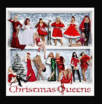 Christmas Queens.Christmas Queens