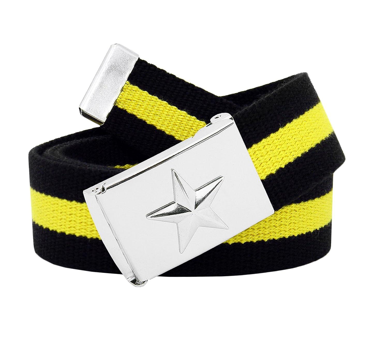 Black and Yellow Stripe