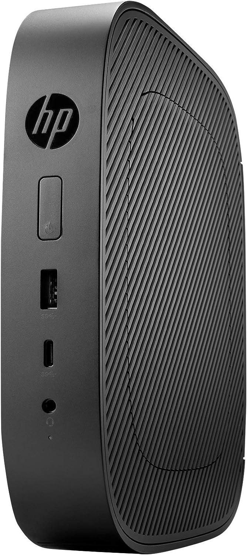 HP 3CM65UT#ABA t530 Thin Client - Tower Desktop - 4 GB RAM - 64 GB Flash - AMD Radeon R2 - Black