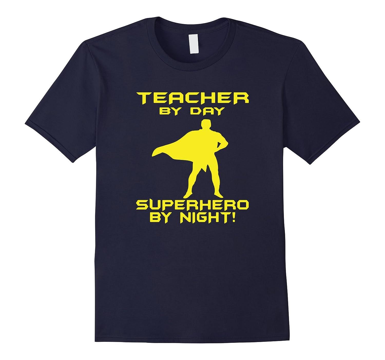 Teacher Superhero - Tea-RT