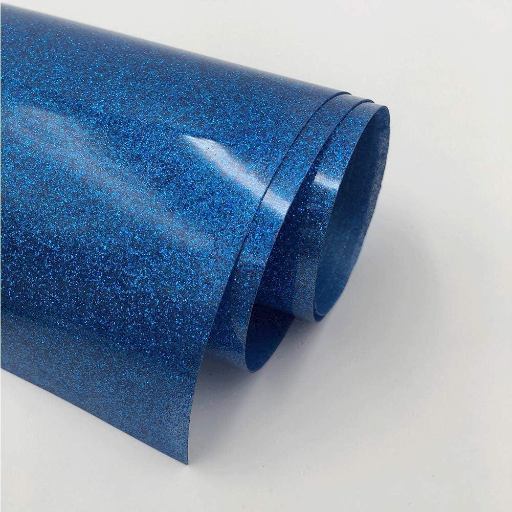 Paquete de vinilo adhesivo de transferencia de calor de 40 x 10 pulgadas para niños, ropa familiar, camisetas, 14 colores HTV para silueta y crickut azul: Amazon.es: Hogar