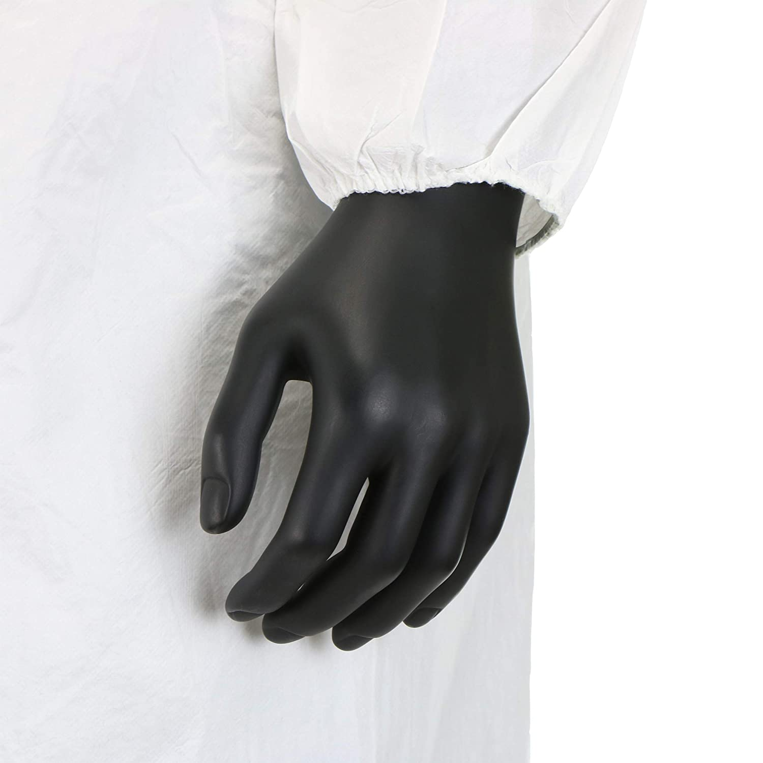 2XL White Elastic Wrist and Ankle West Chester 3602 2XL Polypropylene Posiba Coverall
