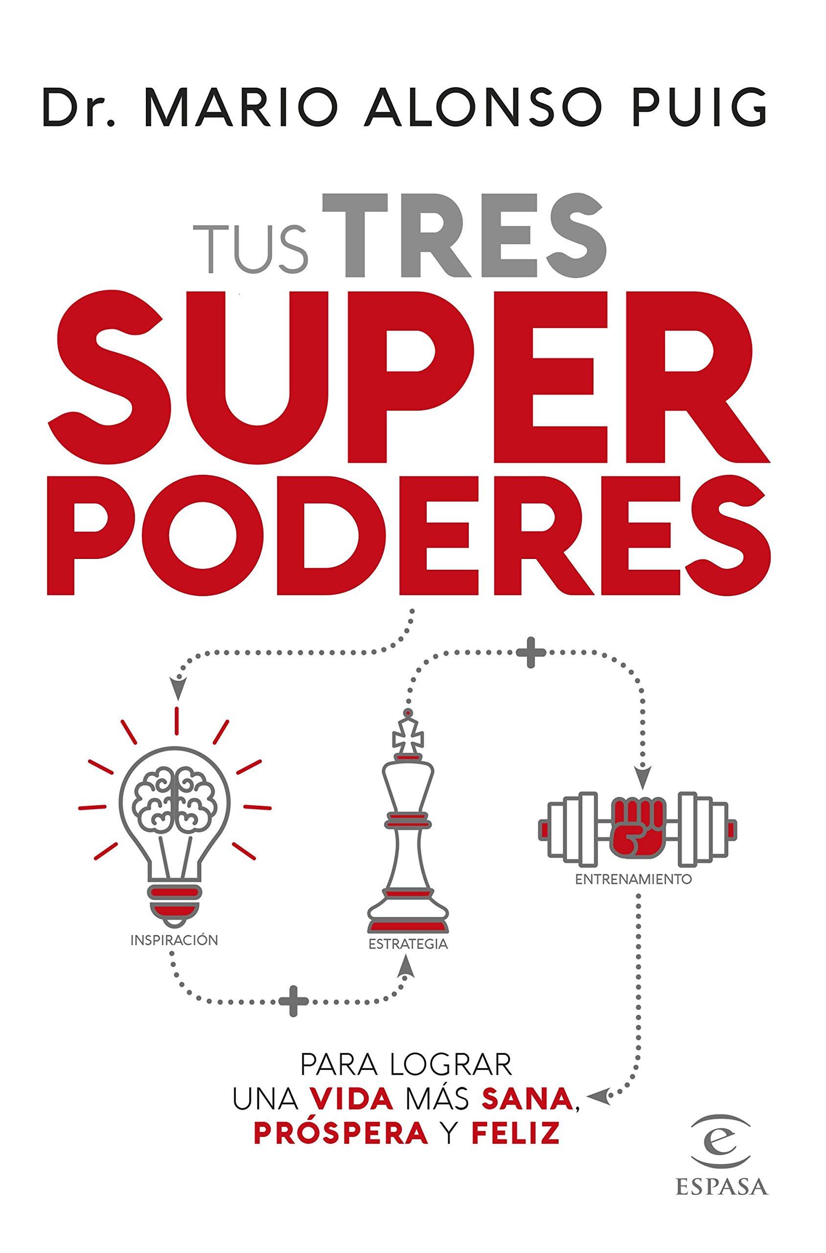 Tus tres superpoderes para lograr una vida más sana, próspera y feliz (F. COLECCION)