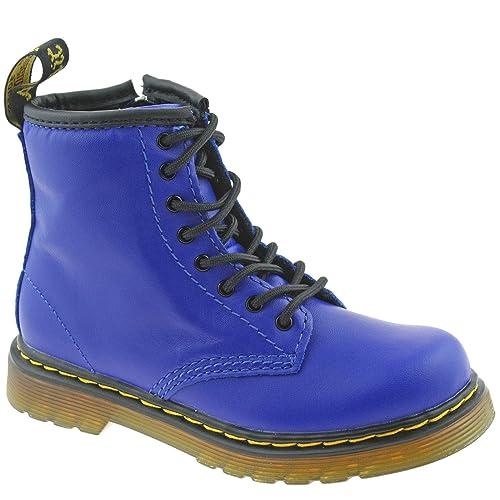 Dr. Martens 1460 J, Botas Clasicas Unisex Niños: Amazon.es: Zapatos y complementos