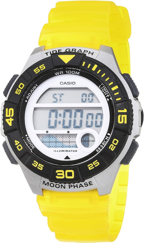 Casio LWS-1100H - Reloj Digital de Cuarzo para Mujer con Correa de Resina
