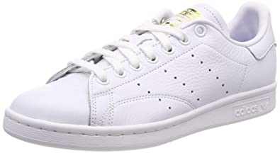 online store e0e76 55712 adidas Stan Smith W, Sneakers Basses Femme, Blanc (White Cg6014), 38