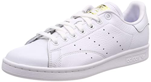 newest f1f6b 385b6 adidas Women s Stan Smith W Gymnastics Shoes, FTWR White Real Lilac Raw Gold