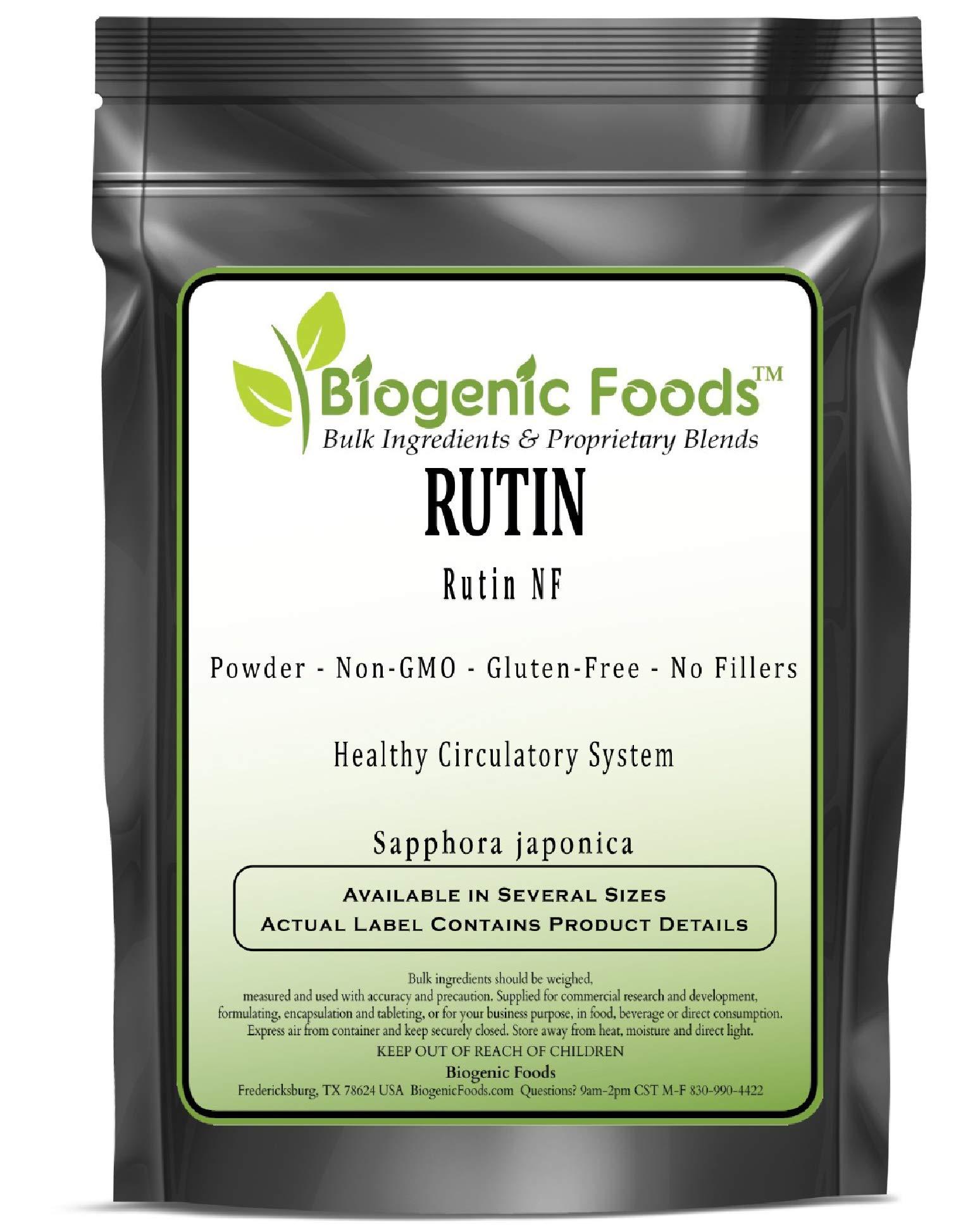 Rutin - Rutin NF Powder (Sapphora Japonica), 1 kg