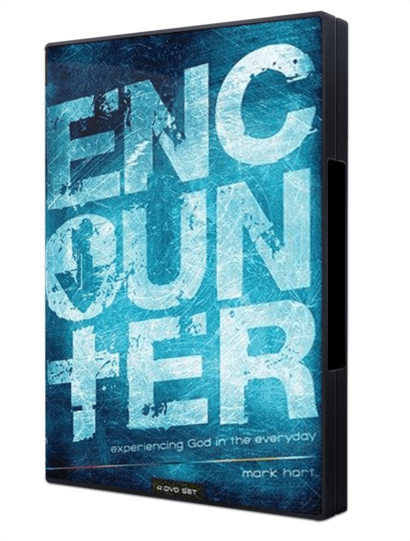 Encounter:Experiencing God in the Everyday-4 DVD set by Ascension Press