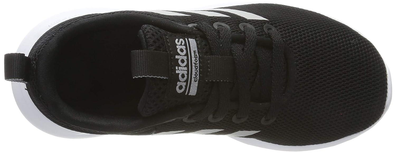 adidas Unisex-Kinder Lite Racer CLN Fitnessschuhe Schwarz (Negro 000)