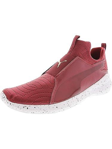 e4cac25a328 PUMA Women s Rebel Mid Swan Sneaker