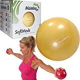 Msd SOFTMED 1,5 Kg balón 12 cm flexible hinchable bola pesas ...