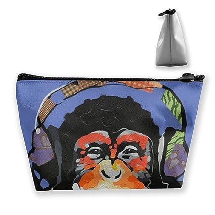 93a677a473cc Amazon.com: customgogo Women's Modern Gorilla Monkey Music Travel ...