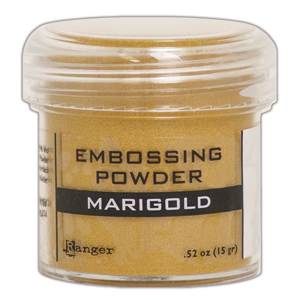 Ranger Marigold Metallic Embossing Powder EPJ60376