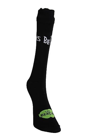 ACTS- Beatles - Medias de fútbol - para hombre Schwarz. black 47-50: Amazon.es: Ropa y accesorios