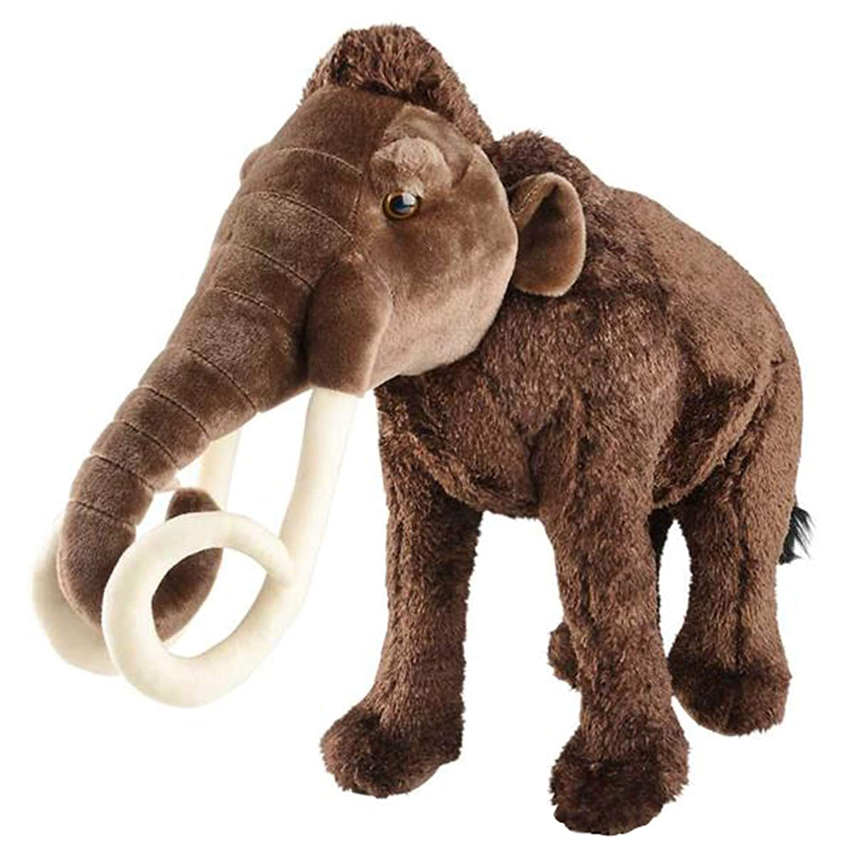 Wildlife Tree Extra Large 22 Woolly Mammoth Stuffed Animal Dinosaur Plush Floppy Dino Prehistoric Kingdom Collection