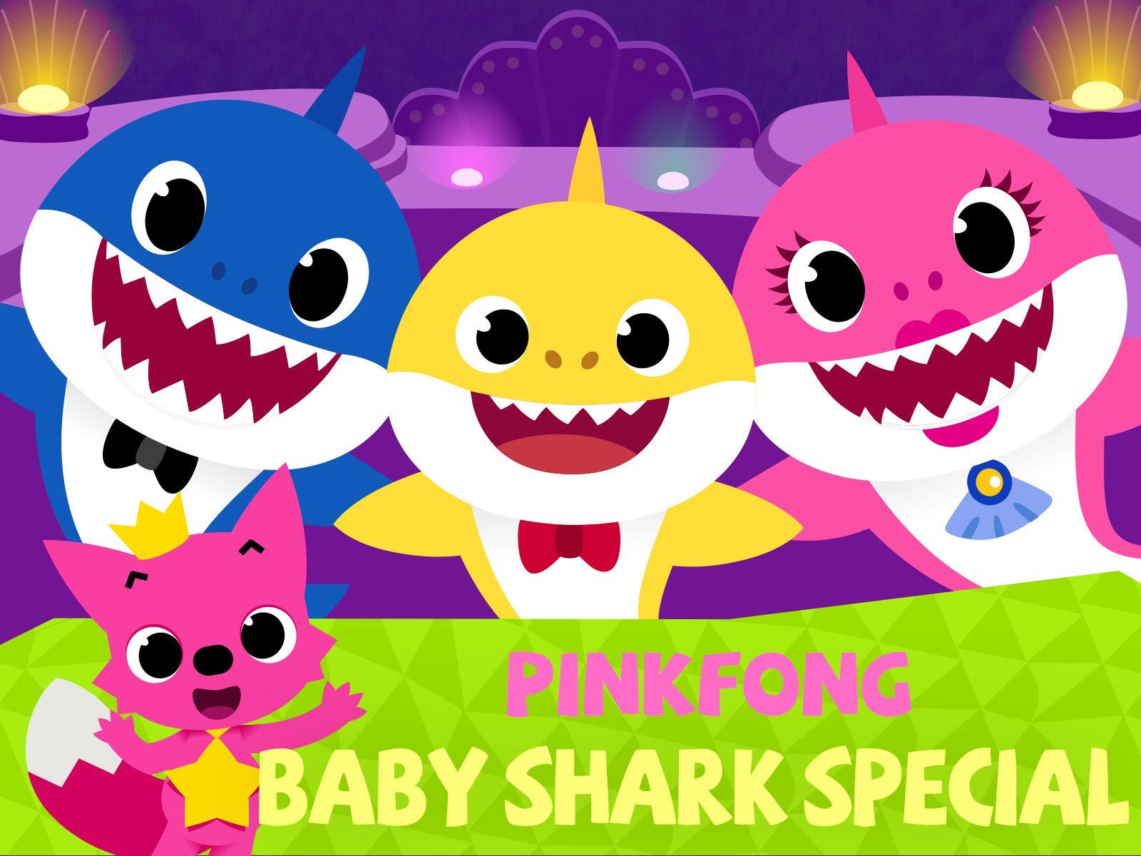eps pinkfong baby shark song telegram �и��ки