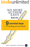9 Essential Steps to Writing Your First Book