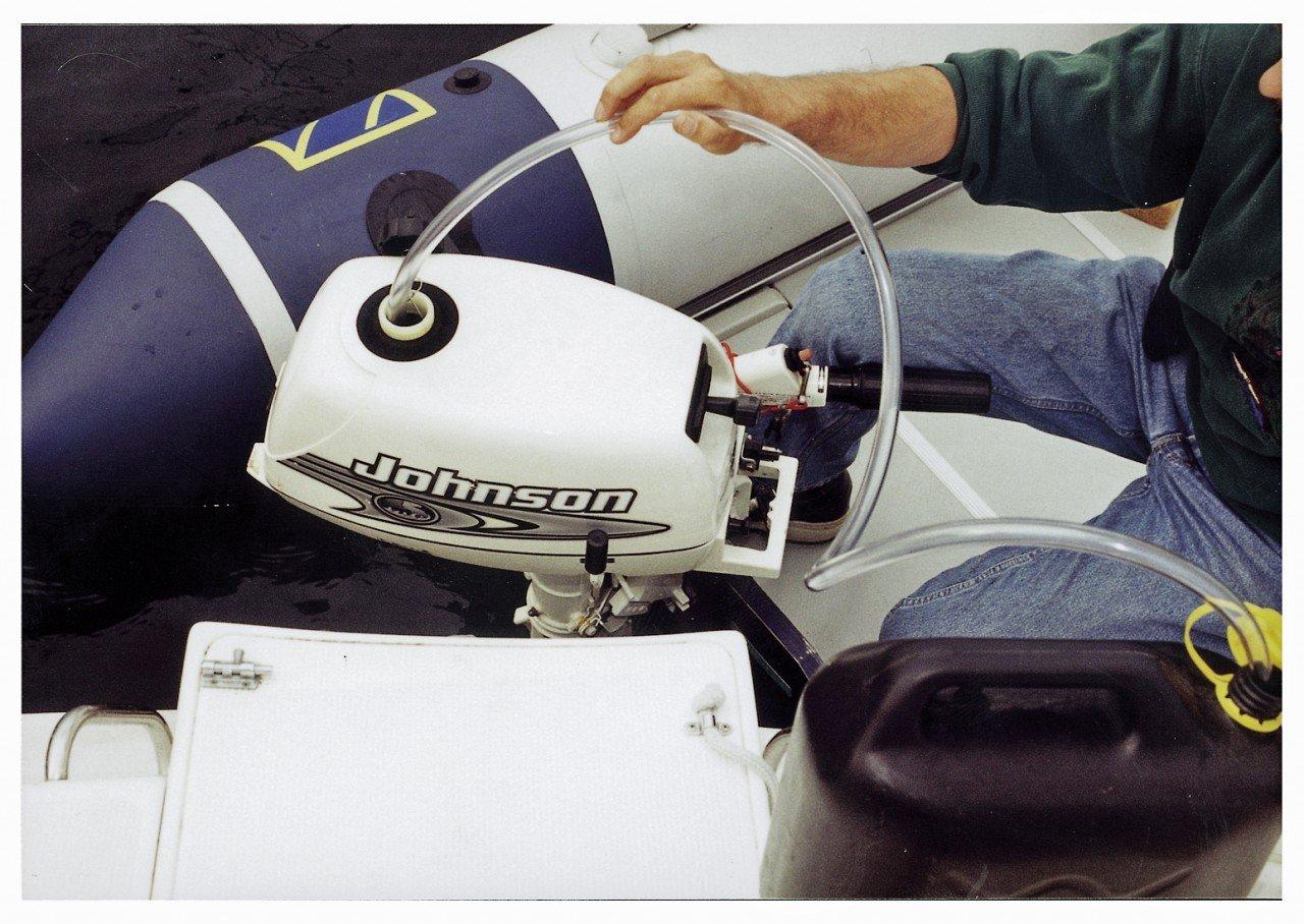 Navyline pumpschlauch pumpen ohne ansaugen amazon de sport freizeit