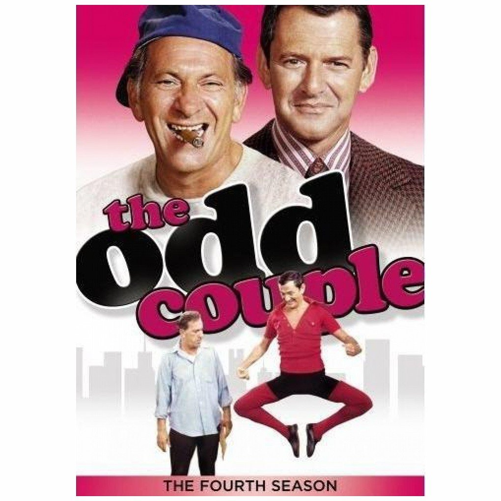ODD COUPLE:FOURTH SEASON pdf epub