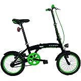 Be Easy Pieghevole.Bicicletta Pieghevole Bebikes Be Easy Nero Opaco Amazon