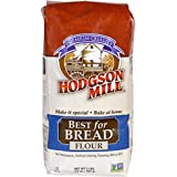 Hodgson Mill Best For  Bread Flour, 32-Ounce (Pack of 6)