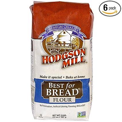 Hodgson Mill Specialty Flours - Lote de 6 molinillos (38 ml ...