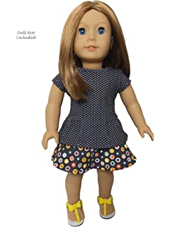 American Girl Truly Me Sequin Skirt Outfit for 18 Inch Dolls NEW!