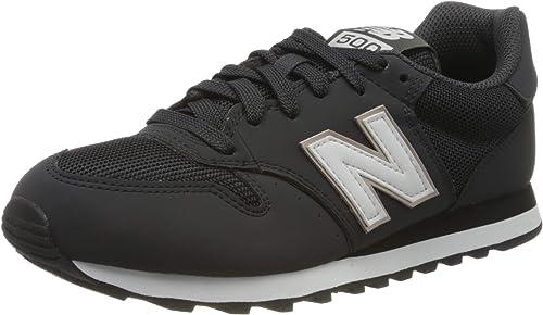 New Balance Damen 500 Sneaker, Schwarz (GW500HHB), 41 EU ...